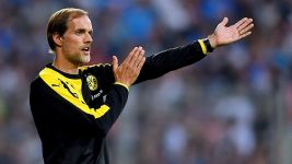 Tuchel's Dortmund target Europa League play-off berth