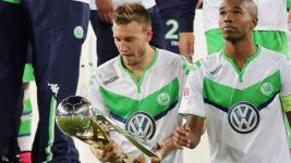 Bendtner: 'We've proven we can compete with FC Bayern'