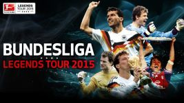Bundesliga Legends Tour to Span the Globe this August