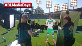 Bundesliga Media Days: VfL Wolfsburg