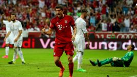 Lewandowski goal seals Audi Cup glory for Bayern