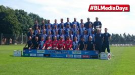 Bundesliga Media Days: Hertha Berlin