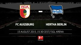 FC Augsburg - Hertha Berlin | Matchday 1 | Preview