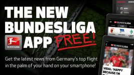 The official Bundesliga app: download it now!