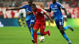 Memorable debuts: Douglas Costa
