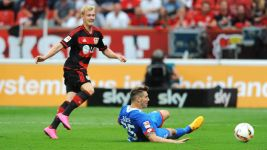 Leverkusen fight back to down Hoffenheim