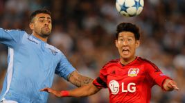 Leverkusen stumble against Lazio