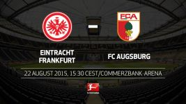 Frankfurt and Augsburg searching for first wins of the season