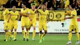 Dortmund stage spectacular comeback to defeat Odd