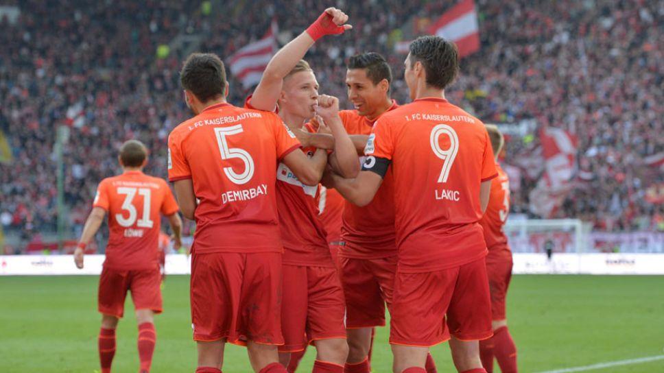 Fc Kaiserslautern Tabelle