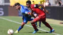 Volland's historic strike all part of the plan