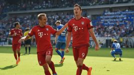 Lewandowski: 'We were better than them'