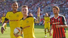 Slick Dortmund too good for Ingolstadt