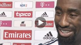 Djourou: 'The goal's for my wife!'