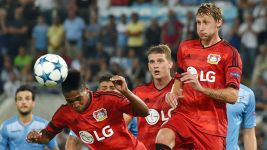 Win or bust for Leverkusen in Champions League