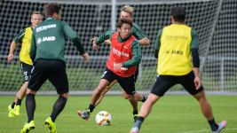 Kiyotake returns to Hannover training