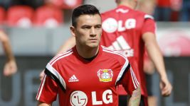 Charles Aranguiz in line for Leverkusen debut