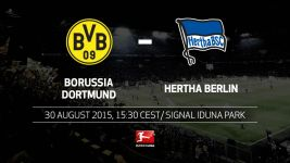Borussia Dortmund - Hertha Berlin | Matchday 3 | Preview