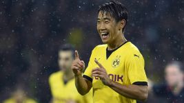 Dortmund thrash Odd to reach group stages