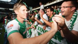 Johannsson: 'It's a special feeling playing for Bremen'