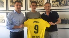 Dortmund seal Januzaj loan deal