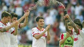 Hosiner: 'Happy to get the chance to play for Köln'