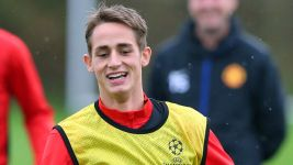 Ten things about Adnan Januzaj