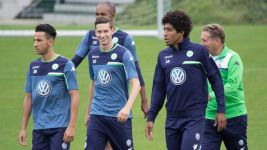Draxler and Dante adding to Wolfsburg's strength in depth