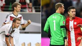 Bayern stars on show in Germany win