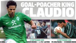 Pizarro back in Bremen | Infographic