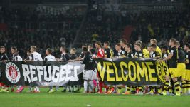Bundesliga helping refugees