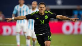 Leverkusen eager to take the next step up with Chicharito