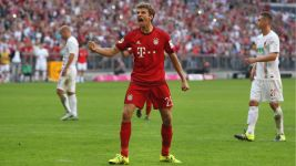 Thomas Müller down the years