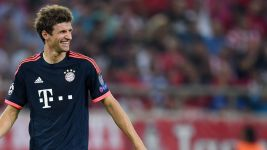 Müller's magic touch maintains FC Bayern's momentum | UEFA Champions League
