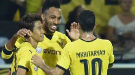 Aubameyang sets goal ambition