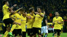 Tuchel's perfect ten as Dortmund beat Krasnodar