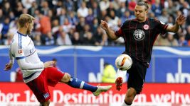 Hamburg and Frankfurt in play out goalless draw