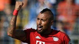Vidal: 'I finally scored my first goal'