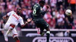Modeste: 'It was important to bounce back'