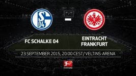 Frankfurt seek 21st-century first at Schalke