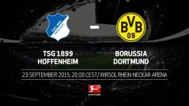 Steep Dortmund test awaits for struggling Hoffenheim
