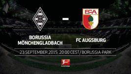 Gladbach out to break duck against Augsburg