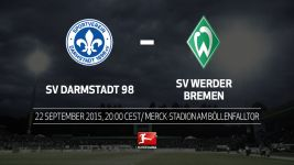 Bremen bound for Darmstadt test