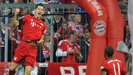 Record-breaker Lewandowski