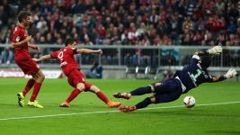 Lewandowski: 'It was an unbelievable evening'