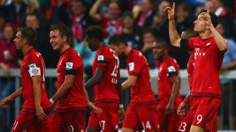 Lewandowski: 'To get five in the Bundesliga is crazy'