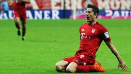 Bayern heap praise on peerless Lewandowski