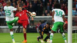 Wolfsburg and Bayern renew rivalries in Cup