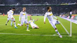 Gladbach get off the mark