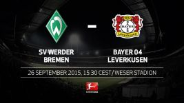 Leverkusen seeking rare win at Werder